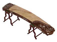 Free Guzheng Royalty Free Stock Images - 19577169