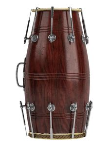 Free Double-headed Hand-drum Royalty Free Stock Image - 19577186