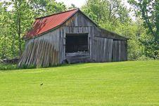 Free Sad Barn Royalty Free Stock Photo - 19577365