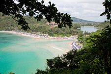 Free Phuket Beach Bird S Eye View Royalty Free Stock Photo - 19577465
