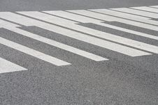 Free Pedestrian Crossing Stock Photo - 19577690