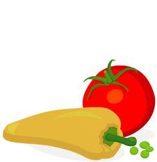Free Illustration Of Vegetables Stock Photo - 19578120