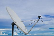Free Satellite Dish Stock Photography - 19579672