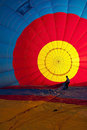 Free Colorful Hot Air Balloons (Interior) Stock Images - 19584104