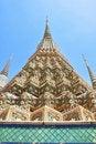Free Ancient Pagoda Or Chedi At Wat Pho Royalty Free Stock Photo - 19589405