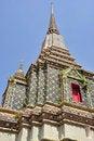 Free Ancient Pagoda Or Chedi At Wat Pho Royalty Free Stock Photos - 19589418