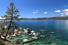Free Lake Tahoe Royalty Free Stock Photo - 19581595