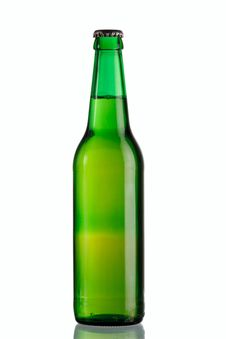 Free Beer Bottle Royalty Free Stock Photo - 19583315