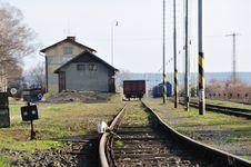 Free Railway Station Stock Photo - 19583610