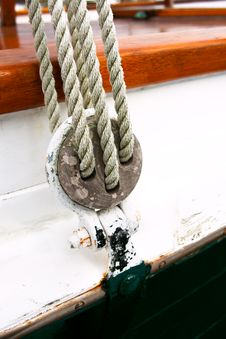 Sail Rigging Stock Photos
