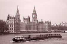 Free Houses Of Parliament, London Stock Images - 19584834
