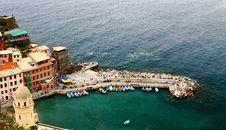 Free Italy, Vernazza Stock Image - 19584931