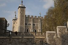 Free Tower Of London Stock Photography - 19585022