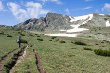 Free Trekking In The Bulgarian Balkans Royalty Free Stock Photo - 19585245
