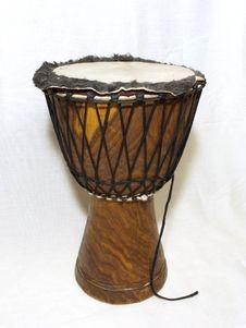 Free Djembe Drum Stock Photography - 19585342