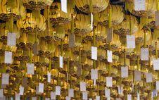 Free Chinese Lanterns Royalty Free Stock Image - 19586476