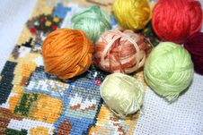 Free Needlework Stock Image - 19587101