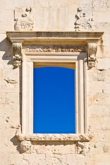 Windows - Antic Architecture Stock Photos