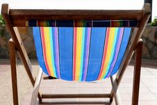 Free Beach Chair Royalty Free Stock Images - 19588949