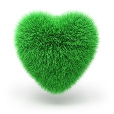 Free Fluffy Heart Stock Image - 19589531