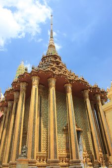 Wat Phra Kaeo Stock Images