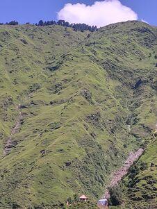 Free Himachal Pradesh  Singed Heel Hight Tapke Royalty Free Stock Image - 195894046