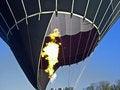 Free Hot Air Balloon Starting Stock Image - 19592771