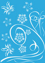 Free Abstract Floral Ornament Stock Photo - 19592810
