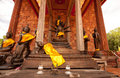 Free Statues Of Buddha. Royalty Free Stock Photography - 19593417