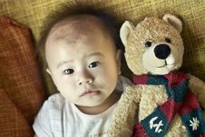 Free Baby Stock Photos - 19590093