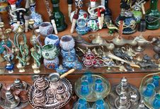 Oriental Object Stock Photography