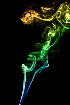 Free Smoke Royalty Free Stock Photo - 19591715