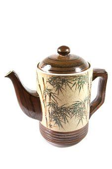 Free Teapot Royalty Free Stock Photography - 19591837