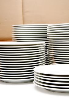 Free Dishes In Buffet Party Stock Images - 19592974