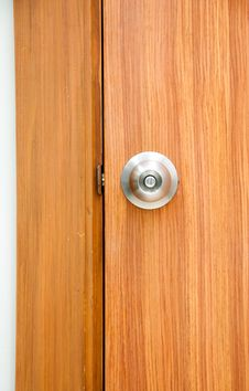 Free Door Knob Royalty Free Stock Photography - 19593157