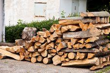 Free Firewood Stock Image - 19593341