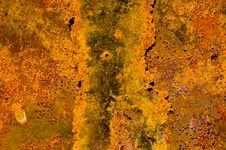 Free Rusted Metal Tin Background Stock Photography - 19593372