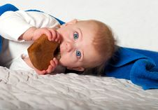 Free Baby Stock Photography - 19593492