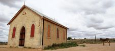 Free Outback Church Royalty Free Stock Images - 19593889
