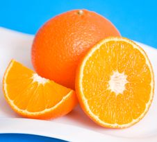 Free Oranges Royalty Free Stock Images - 19595179