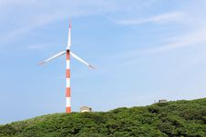 Free Wind Power Royalty Free Stock Photo - 19595615