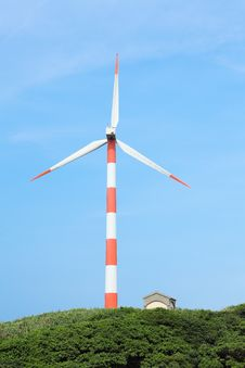 Free Wind Power Royalty Free Stock Images - 19595639