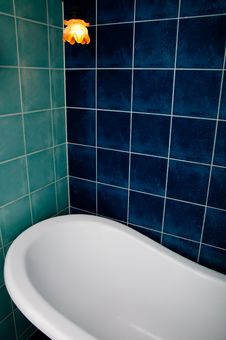 Free Bathroom Royalty Free Stock Photo - 19596435