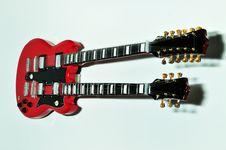 Free Guitar 05 Stock Image - 19596781