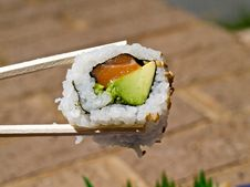 Free Sushi Royalty Free Stock Photo - 19597475