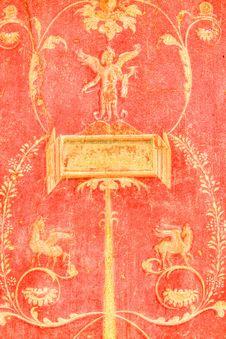 Free Fresco Detail Royalty Free Stock Images - 19597549