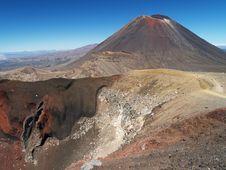 Free Mount Ngauruhoe Stock Photos - 19597833