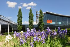 Expo Stuttgart Stock Photography