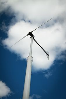 Free Wind Power, Green Energy Stock Image - 19598051