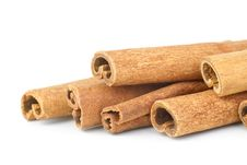 Free Few Cinnamon Sticks Close-up Stock Photo - 19598140